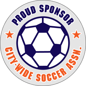 DECAL - SOCCER SPONSOR