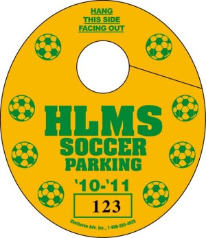 SOCCER PARKING